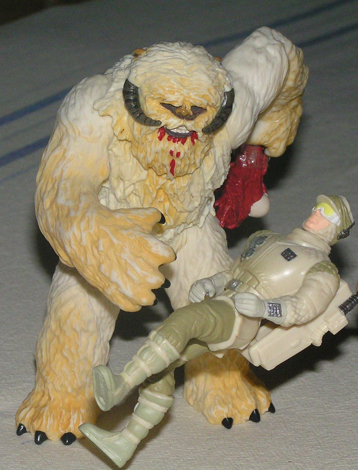 Battlefront 2 wampa vs rebel