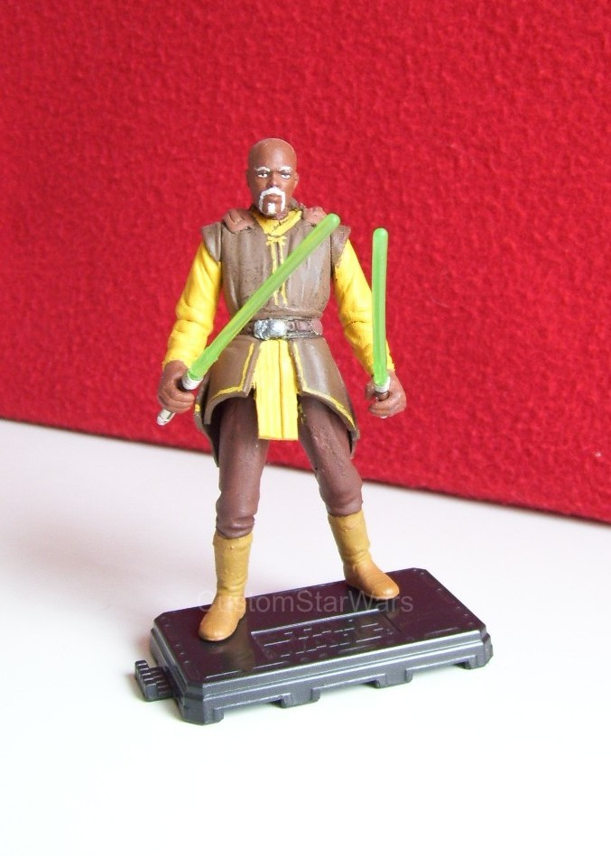 Jolee Bindo Story And Custom Figure