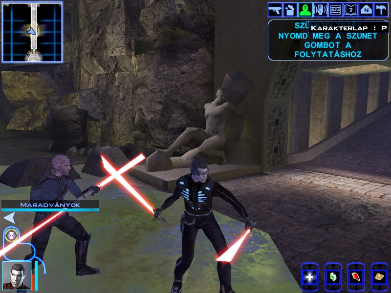 Darth Revan killed Yuthura Ban as Uthar Wynn commanded then turned against him in the ds end