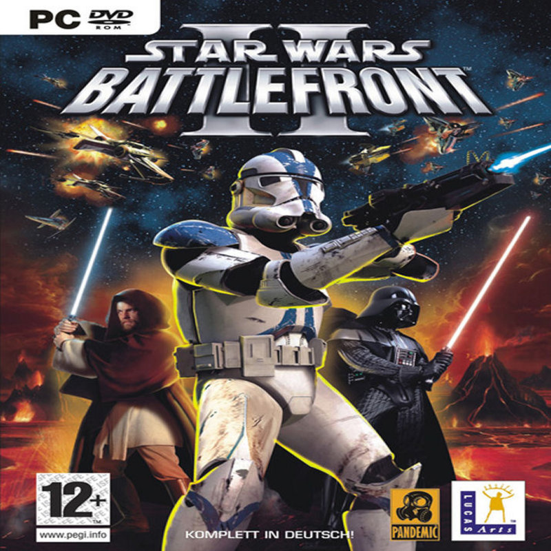 battlefront2 cover