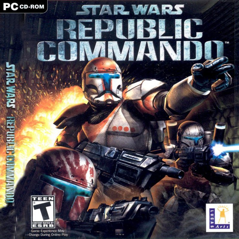 republic commando borító